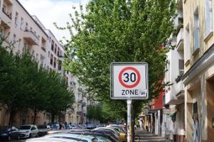 Was passiert, wenn Sie in einer Tempo-30-Zone geblitzt wurden?