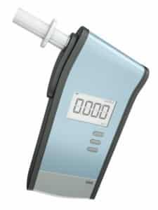 Ein Alkoholtestgerät