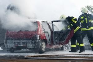 Das Auto ist abgebrannt: Wer zahlt den Schaden?