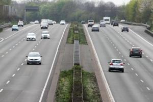 Auf der Autobahn wird ein Radar normalerweise nicht mehr genutzt.