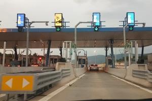 Auf der Autobahn wird in Schweden keine Maut fällig, dafür aber auf bestimmten Brücken.