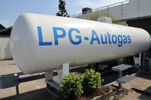 LPG (Autogas) ist eine günstige und umweltschonende Alternative zu Benzin.