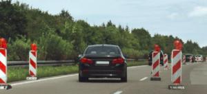 Baustellen auf der Autobahn kommen insbesondere in der Sommerzeit häufig vor.