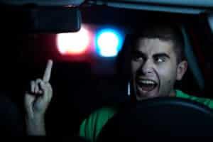 Beharrlichkeit im Straßenverkehr ist keine gute Eigenschaft.