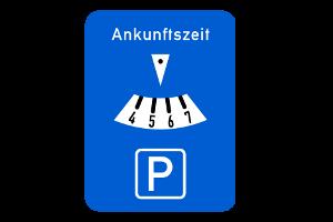 Oft muss der Behindertenparkausweis mit Parkuhr kombiniert werden.