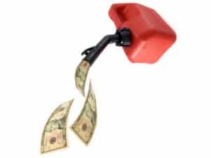 Den Benzinverbrauch können Sie selbst berechnen!