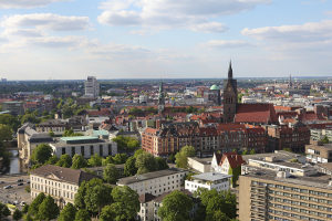 Billig tanken in Hannover jedes Jahr u. a. die CeBIT-Besucher.