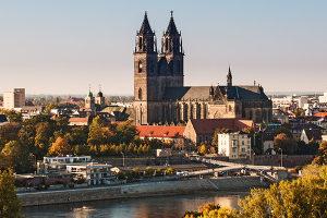 Billig tanken Sie in Magdeburg an mehr als 35 Tankstellen.