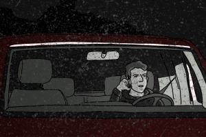 Das Blitzerfoto reicht nicht immer aus, um den Fahrer zu ermitteln.