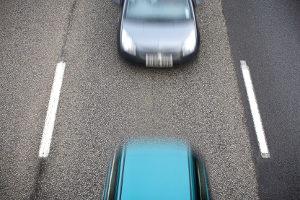 Die Brückenabstandsmessung (VAMA) kommt meist auf Autobahnen zum Einsatz.