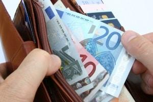 Ein Bußgeld vor Ort zu bezahlen, ist nur bis zu einer bestimmten Höhe möglich.