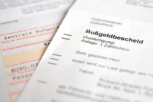 Wann können Sie gegen einen Bußgeldbescheid Einspruch einlegen?