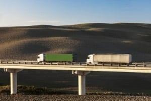 Sie dürfen in Dänemark auf der Autobahn nicht schneller als 130 km/h fahren.
