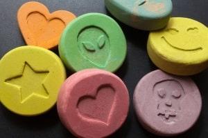 Drogentests können verschiedene Substanzen gezielt testen