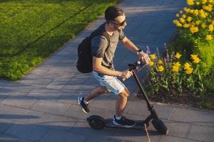 E-Scooter: Welche Strafe droht bei falscher Verwendung?
