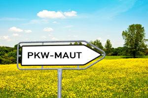 Die E-Vignette der SVG könnte auch für die PKW-Maut eingesetzt werden.