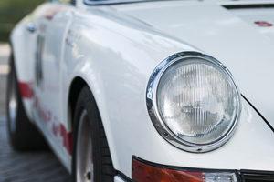 Erlkönig-Folierung: Beim Auto wird Folie dieser Art als Sichtschutz für Prototypen eingesetzt.