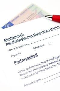 Können Sie mit dem EU-Führerschein eine MPU umgehen?