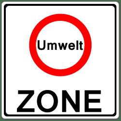 Euro-1-Autos ohne Umweltplakette dürfen eine Umweltzone nicht befahren.