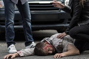 Fahrerflucht: Wann kommt die Polizei? Bei Personenschäden ist das oft der Fall.