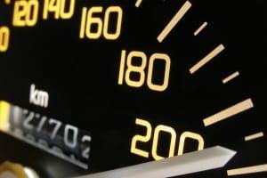 Geschwindigkeitsverstöße ab einer gewissen Höhe bedingen ein Fahrverbot in Tschechien.
