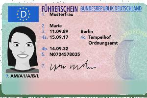 Was unterscheidet einen Fake-Führerschein vom Original?