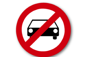 Feinstaubplakette: Für Euro-1-Autos gibt es keine.