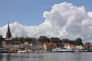 In Flensburg ist die Verkehrssünderkartei zu Hause.