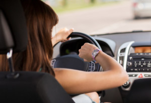 Wenn Sie ein Fahrtenbuch führen, müssen Sie Ihre Fahrzeiten genau angeben