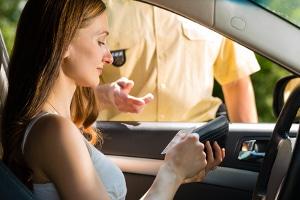 Es ist ein enormer Unterschied, ob Sie ohne Führerschein oder ohne Fahrerlaubnis unterwegs sind.