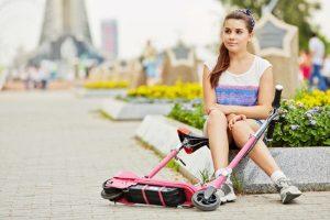 Der Führerschein der Klasse M bedeute für viele Jugendliche mehr Mobilität.