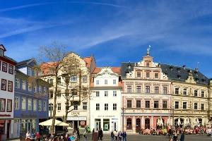 Fußgängerzone: Viele deutsche Innenstädte sind nur für Fußgänger freigegeben.