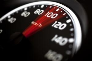Eine Geschwindigkeitsmessung zu beantragen kann zeitraubend sein.
