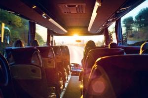 Gewerbliche Personenbeförderung: Es ist immer eine Genehmigung erforderlich.