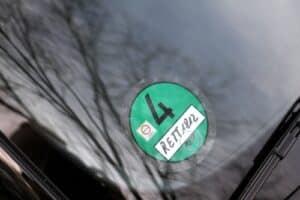 Die grüne Plakette kann auch durch das Umrüsten vom Fahrzeug erlangt werden