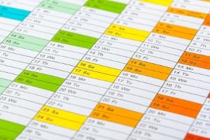 Kfz-Versicherung kündigen: Wann der Stichtag ist, können Sie auch Ihren Unterlagen entnehmen.