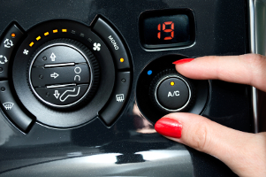 Wird die Klimaanlage im Auto benutzt, erhöht das den Verbrauch.