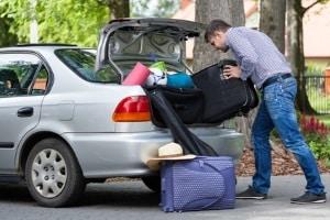 Kraftschlüssige Ladung trägt maßgeblich zur Verkehrssicherheit bei.