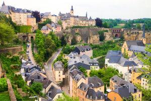 Auch in Luxemburg ist ein Bußgeld zu zahlen, wenn Verkehrsregeln verletzt werden.