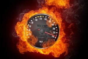 Ob eine Geschwindigkeitsüberschreitung vorliegt, kann mit dem M5 Radar gemessen werden.