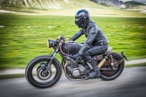Kostenpunkt beim Motorrad: Die Kfz-Steuer richtet sich nach dem Hubraum.