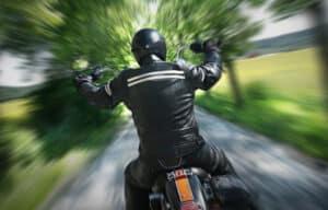 Auch beim Motorrad ist ein Wechselkennzeichen möglich.