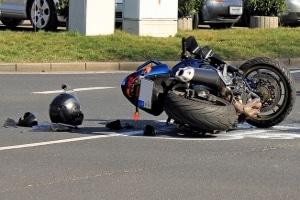 Bei einem Motorroller kann das Tuning auch Unfallursache sein.