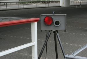 Das Multanova 6F gehört zu den mobilen Radargeräten.