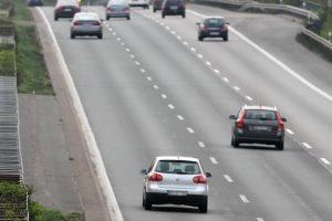 Die Geschwindigkeitsmessung durch das Nachfahren mit dem Police-Pilot-System möglich.