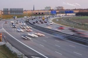 Hauptsächlich kommt das Police-Pilot-System auf der Autobahn zum Einsatz.