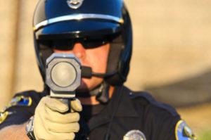 Die Polizei führt Blitz-Marathons durch für mehr Verkehrssicherheit.