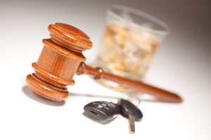 Während der Polizeikontrolle wird der Fahrer auch auf Alkohol am Steuer überprüft