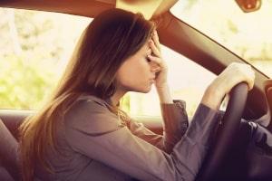 Praktische Fahrprüfung: Sind Sie durchgefallen, können unterschiedliche Gründe dazu geführt haben.