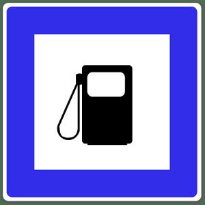 Markentankstellen bietet in der Regel Premiumkraftstoffe an.